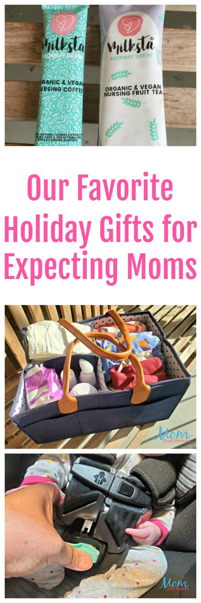 Our Favorite Holiday Gifts for Expecting Moms