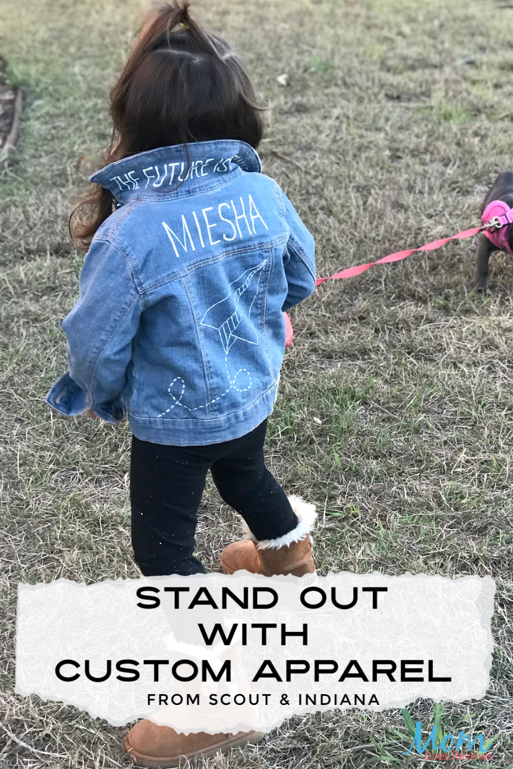 Stand Out with Custom Apparel from Scout and Indiana #MegaChristmas19