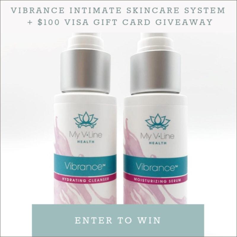 Vibrance Intimate Skincare System + $100 Visa Gift Card