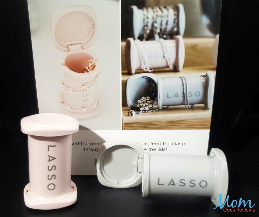 Lasso Jewelry Organizer
