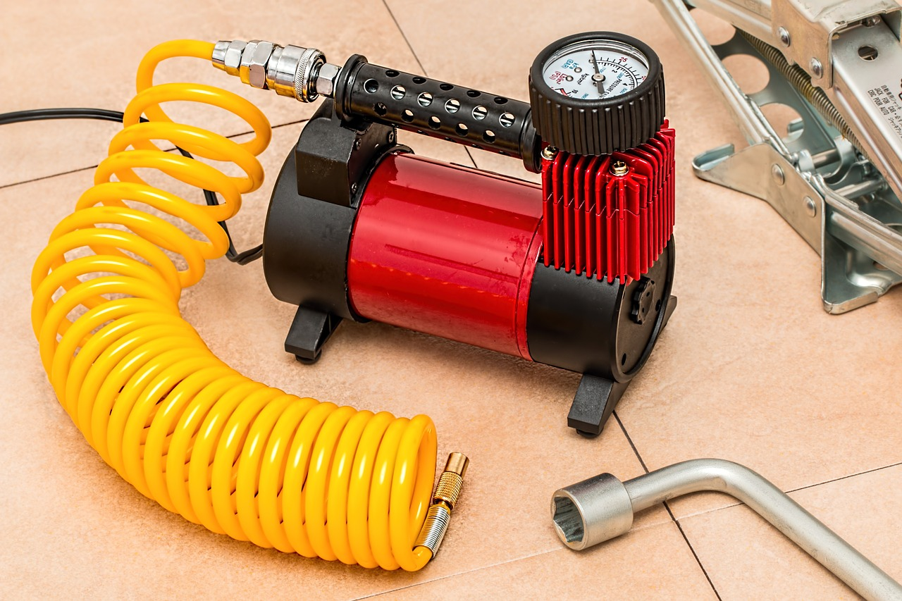 How to Pick the Correct Air Compressor for Your Garage