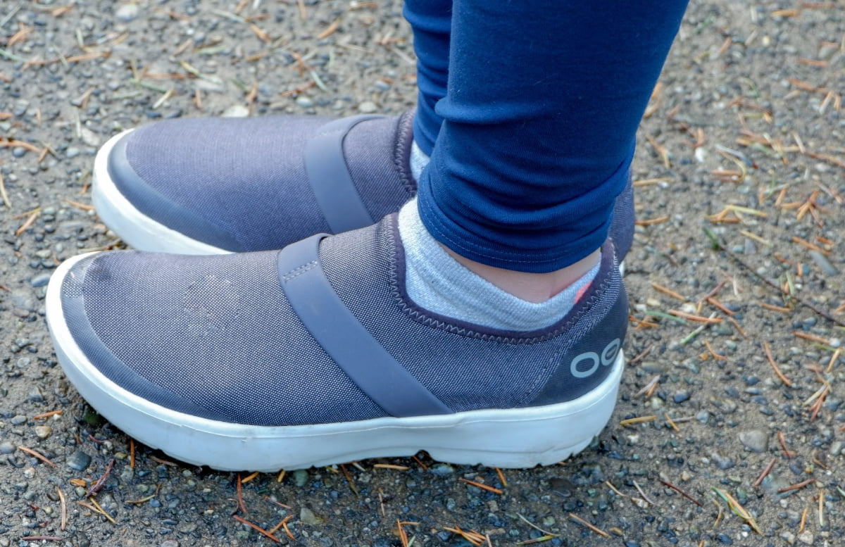 #Win Women's OOMG Fibre Low Shoe $139.95 arv, US, ends 12/26