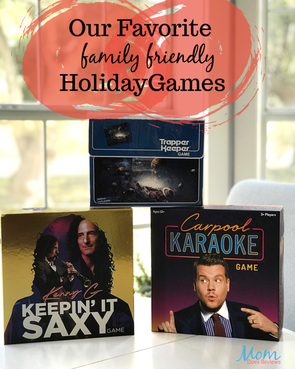 our favorite family friendly holiday games
