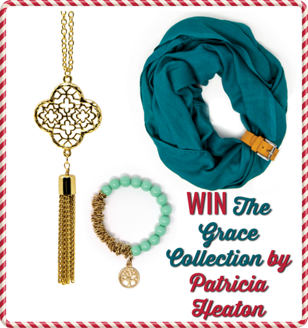 #Win The Grace Collection by Patricia Heaton