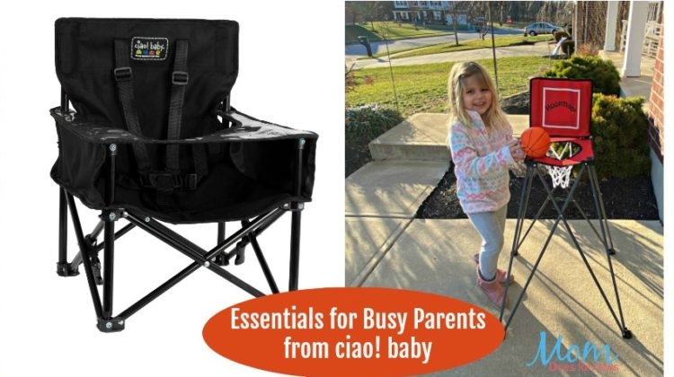 Essentials for Busy Parents from ciao! baby