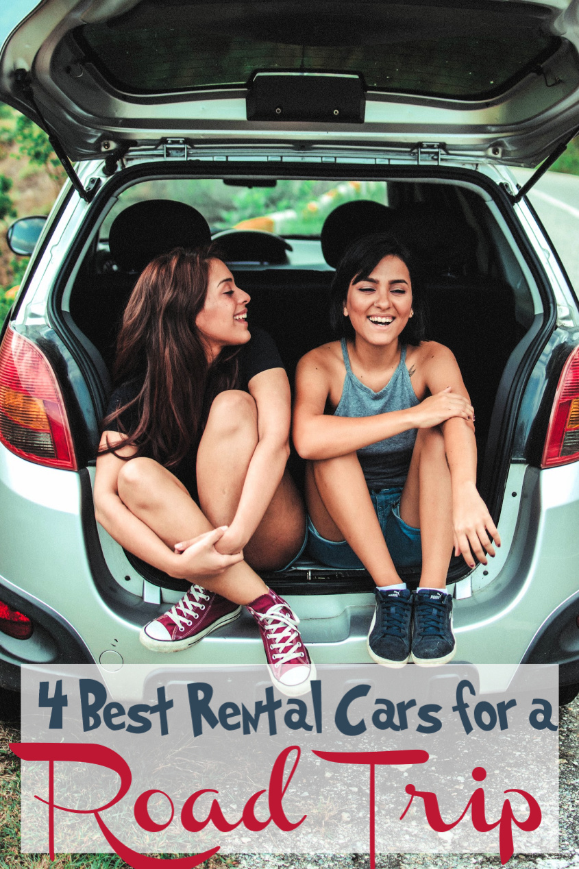 4 Best Rental Cars for a Family Road Trip