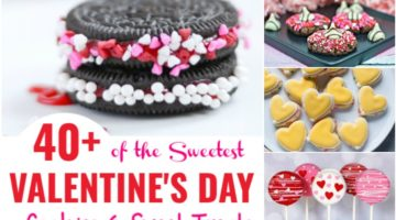 40+ of the Sweetest Valentine's Day Cookies & Treats