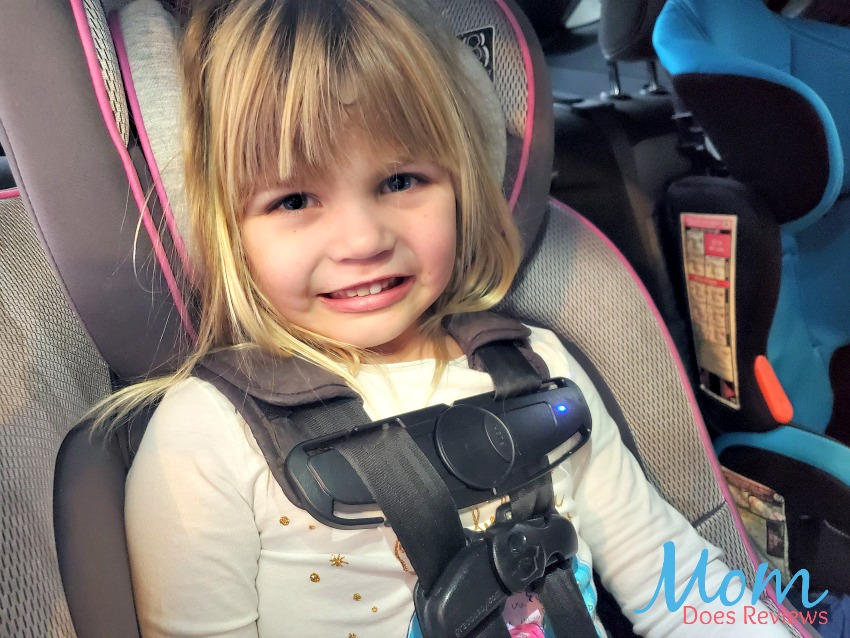 Keep Your Kid Safe with the Car Seat CoPilot