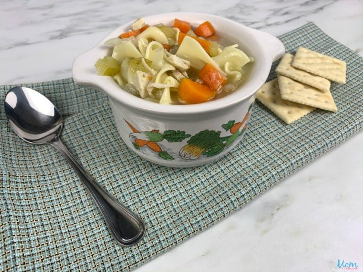 Classic Chicken Noodle Soup Recipe