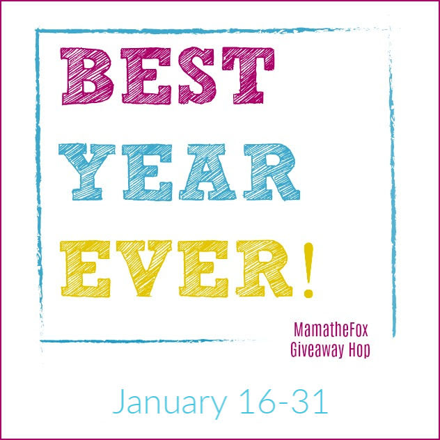 Best Year Ever giveaway hop