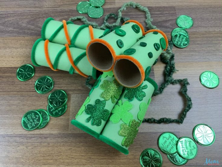 Fun Leprechaun Lookers Craft