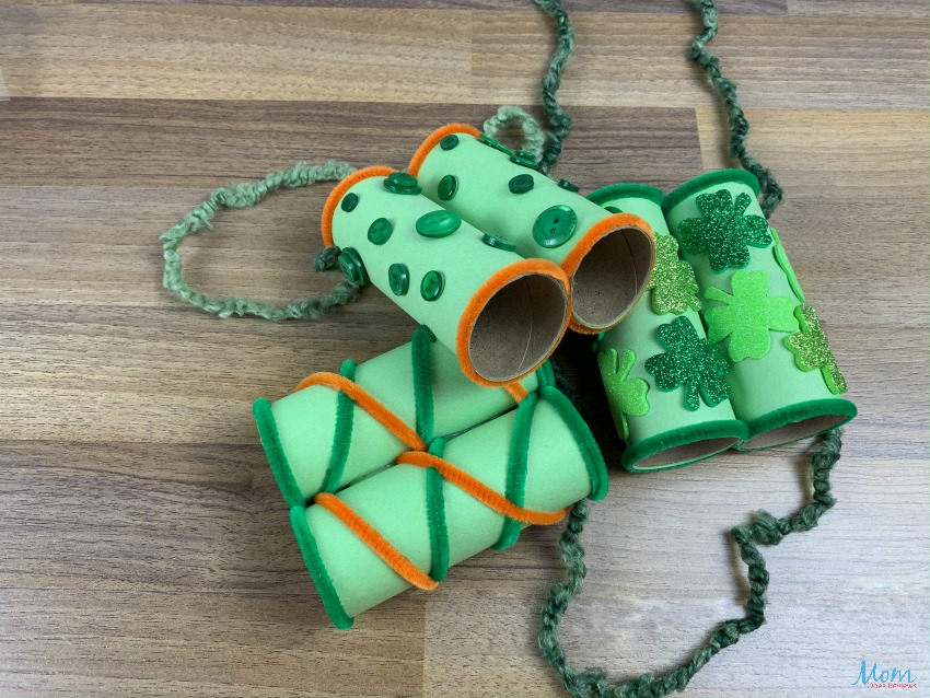 Fun Leprechaun Lookers Craft to Help Find those Sneaky Leprechauns!