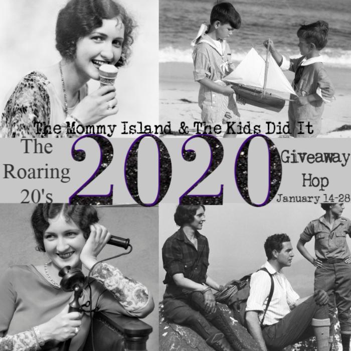 roaring 20's giveaway hope