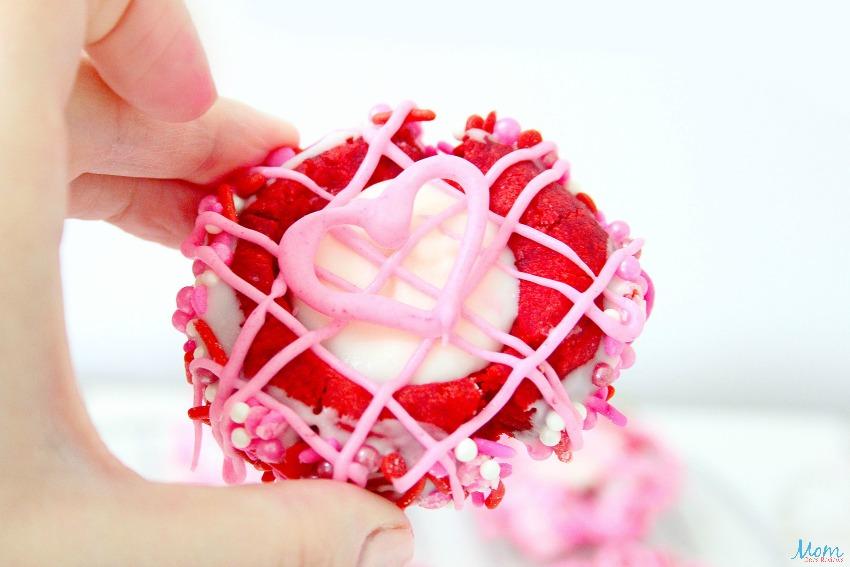Valentines Thumbprint Cookies Recipe