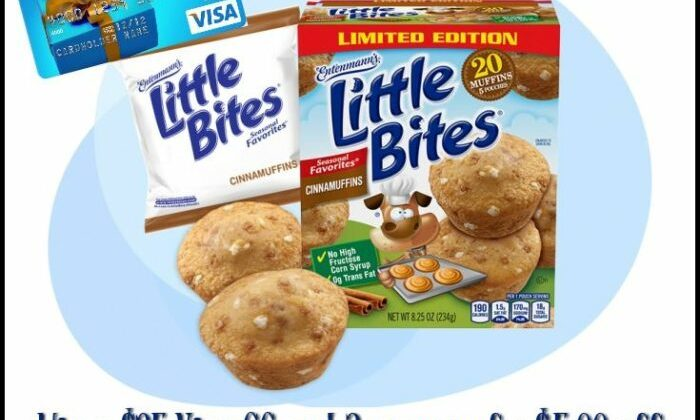 #Win $25 Visa GC, Coupons and Get Free #LunchboxGoals Printables from Entenmann's Little Bites
