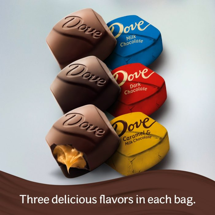 #Win $15 Amazon GC or Dove Promises Candy Mix! US/CAN ends 1/15
