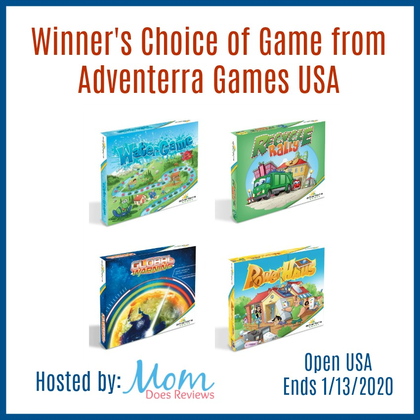 Adventerra Games Giveaway