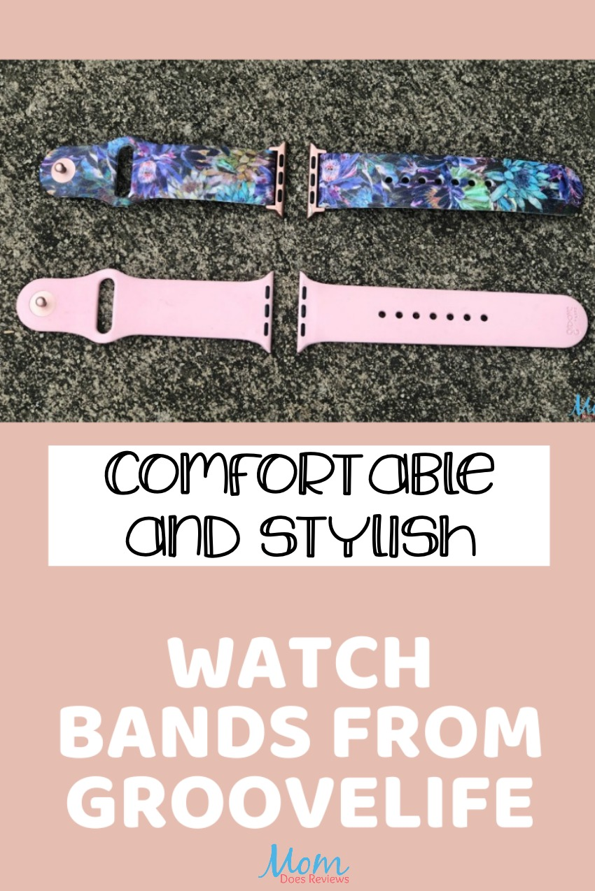 Comfortable and Stylish Watch Bands From Groovelife