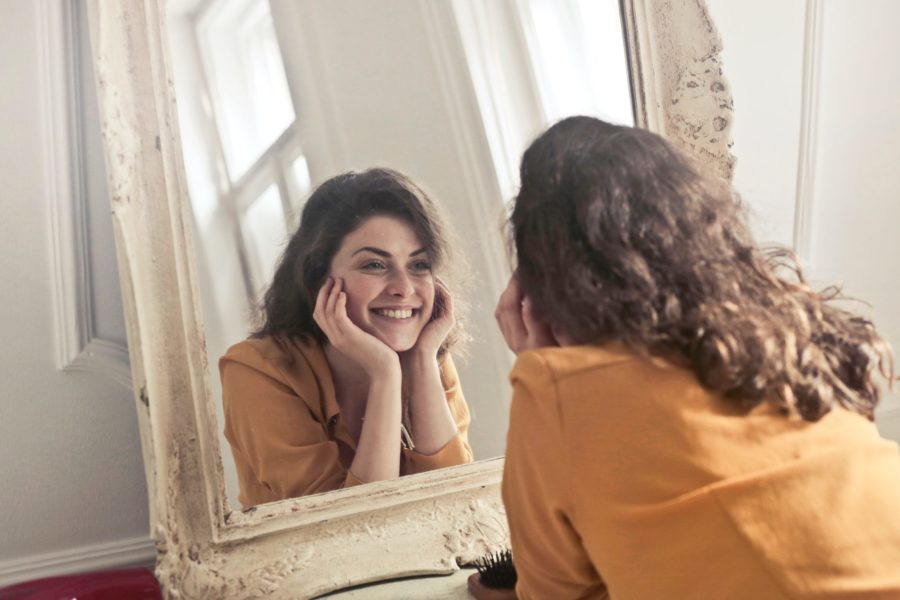 How to Love Who You See in the Mirror Everyday