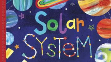 6 Space Themed Books for Toddlers