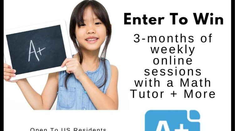 #Win 3 Months Of After School Math Tutoring Services