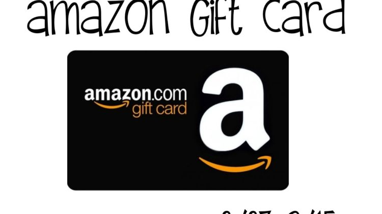 #Win $25 Amazon GC! Get Ready for Spring! US/CAN ends 3/15