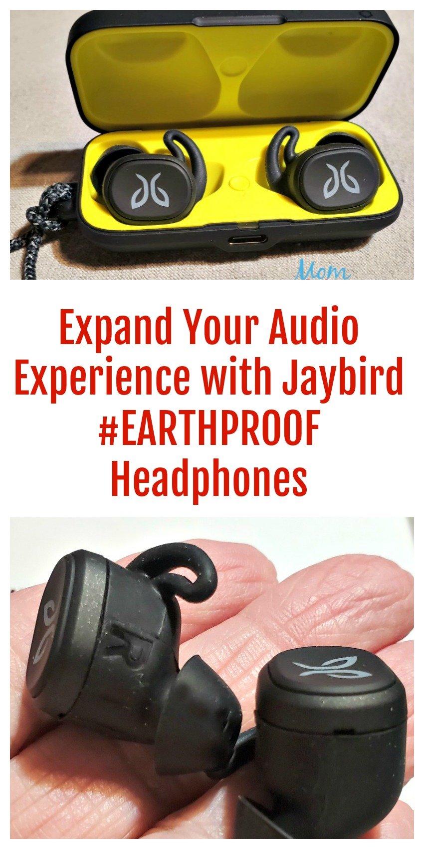 Expand Your Audio Experience with Jaybird #EARTHPROOF Headphones