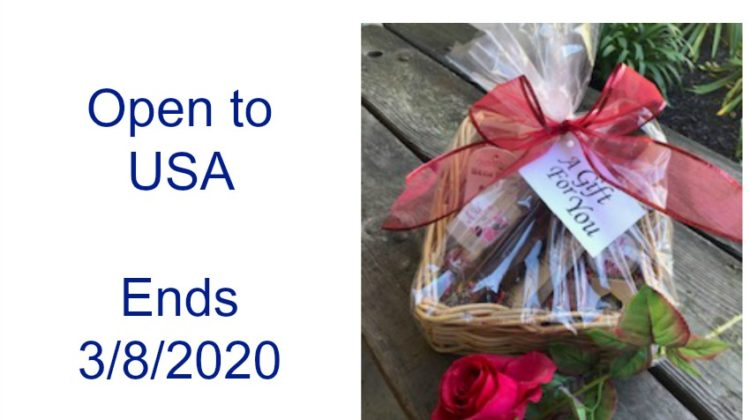 Win this gift basket from Auric Blends
