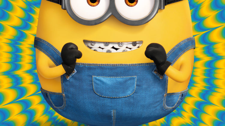 Minions: The Rise of Gru- In Theaters 7/3 #Minions