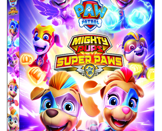 PAW Patrol: Mighty Pups Super Paws!