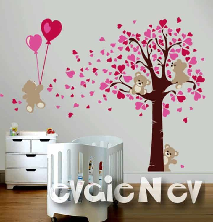 $150 To Spend On Wall Decals To EvgieNev.com