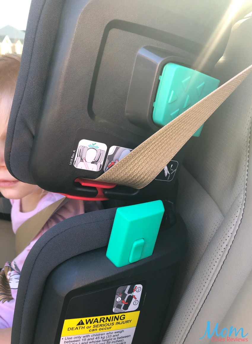 hifold Is The World's Most Adjustable Highback Booster Seat
