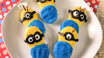 Fun Minion Nutter Butters #minions