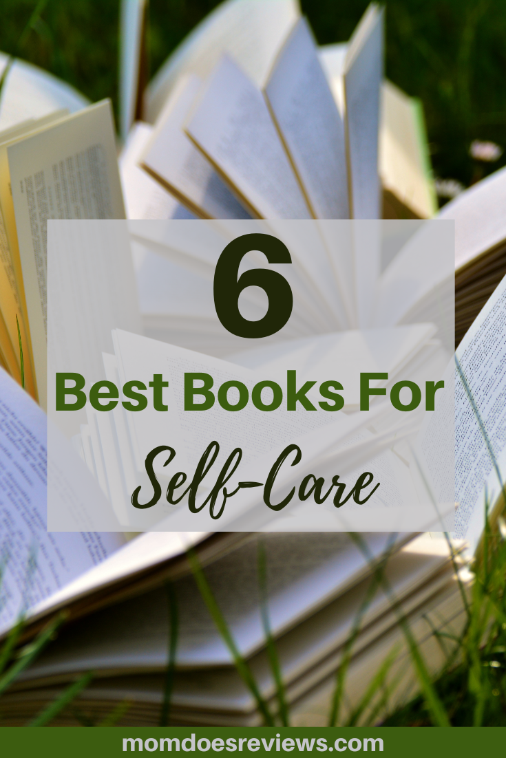 6 Best Books for Self-Care