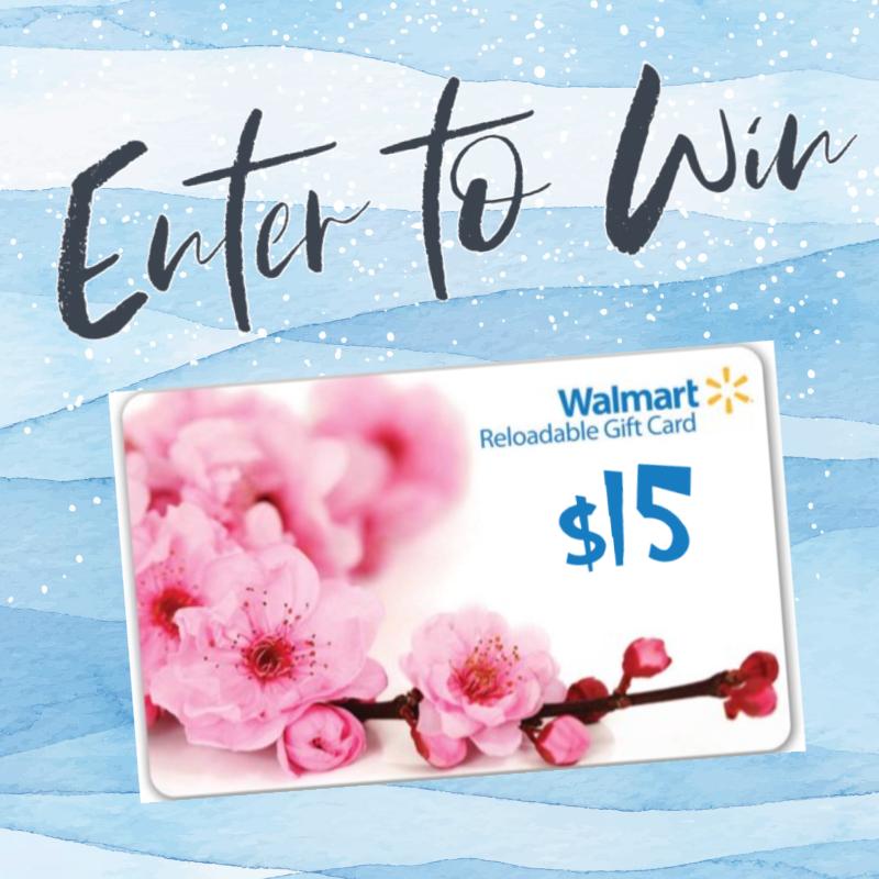 #Win $15 Walmart GC! US, ends 2/28