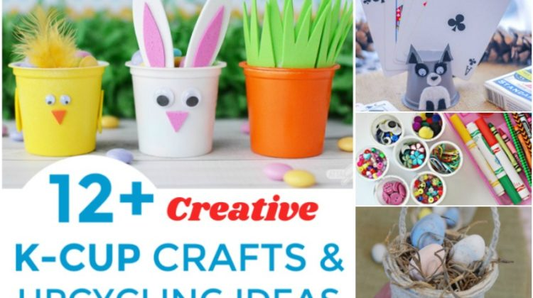 12+ Creative K-Cup Crafts and Upcycling Ideas