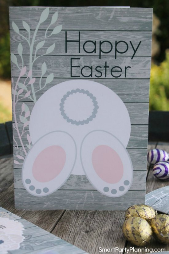 Share The Love With Free Printable Easter Cards