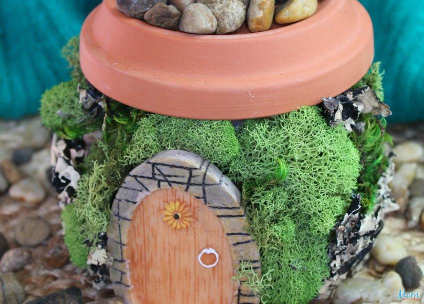 How to Make a Fairy Garden Home