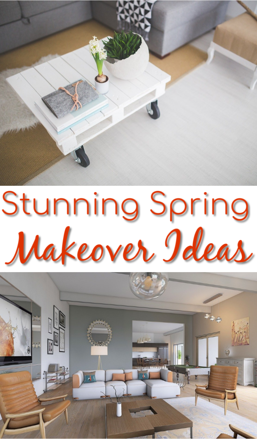 Freshen Up Your Interiors: Ideas For A Stunning Spring Makeover