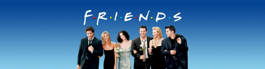 Own Televisions Most Beloved Series - Friends: The Complete Series