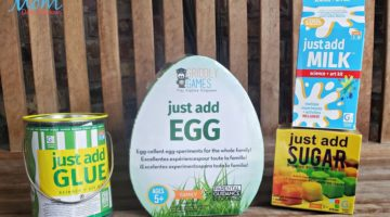 Just Add Egg Steam Kit by Griddly Games