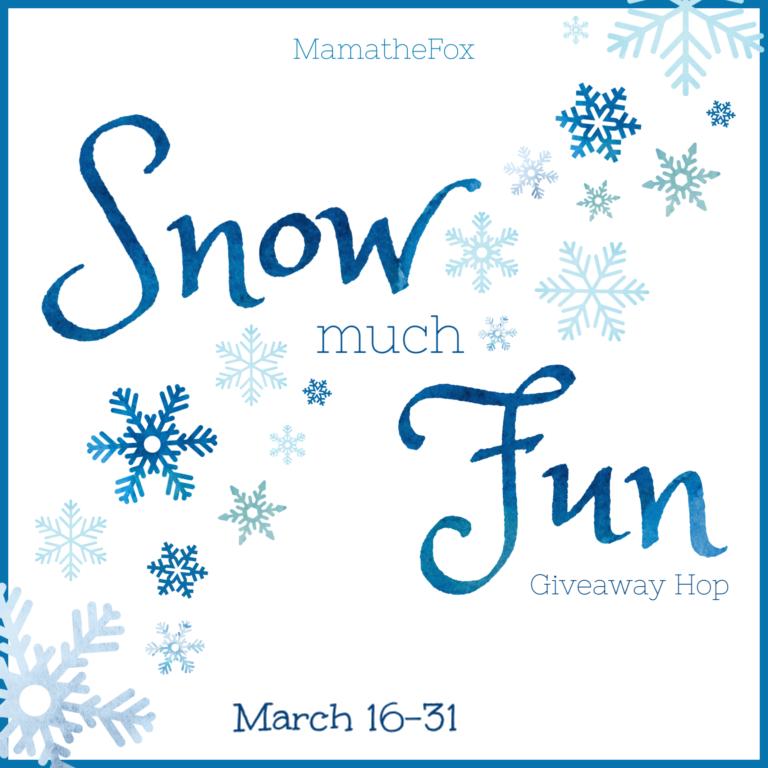 Snow fun Giveaway hop