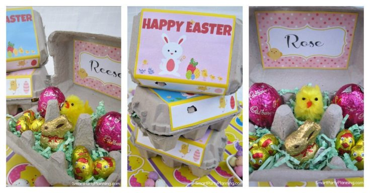 Egg Carton Easter Printables The Kids Will Love