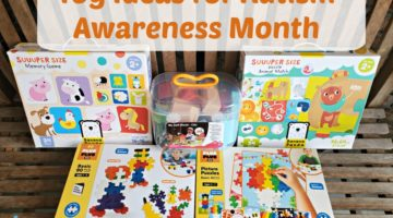 Toy Ideas for Autism Awareness Month