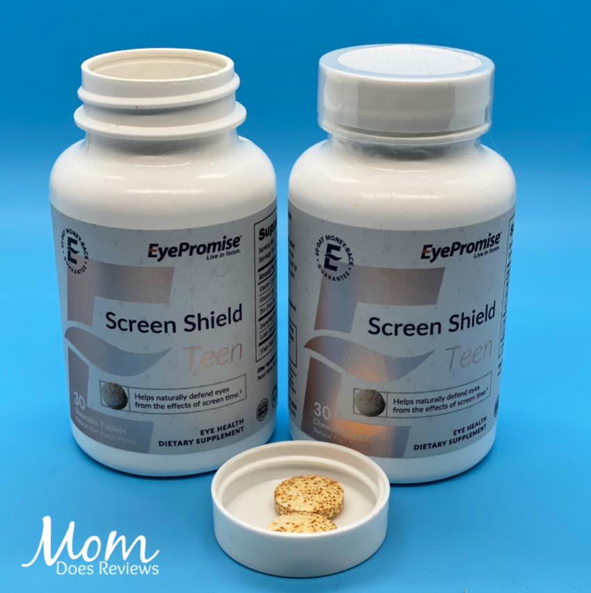 Support Your Eye Health with EyePromise Screen Shield #SpringFunonMDR
