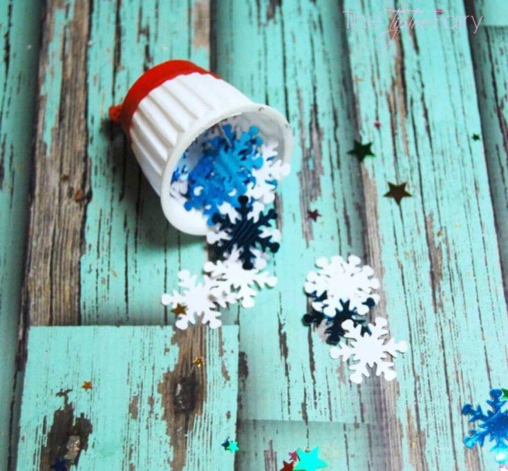 Coffee Pods & Confetti Poppers