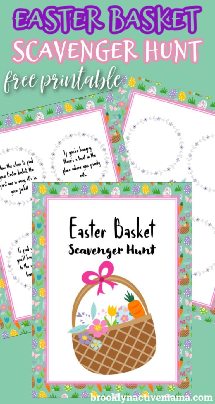 How To Have THE BEST Easter Party For Kids + Free Printable