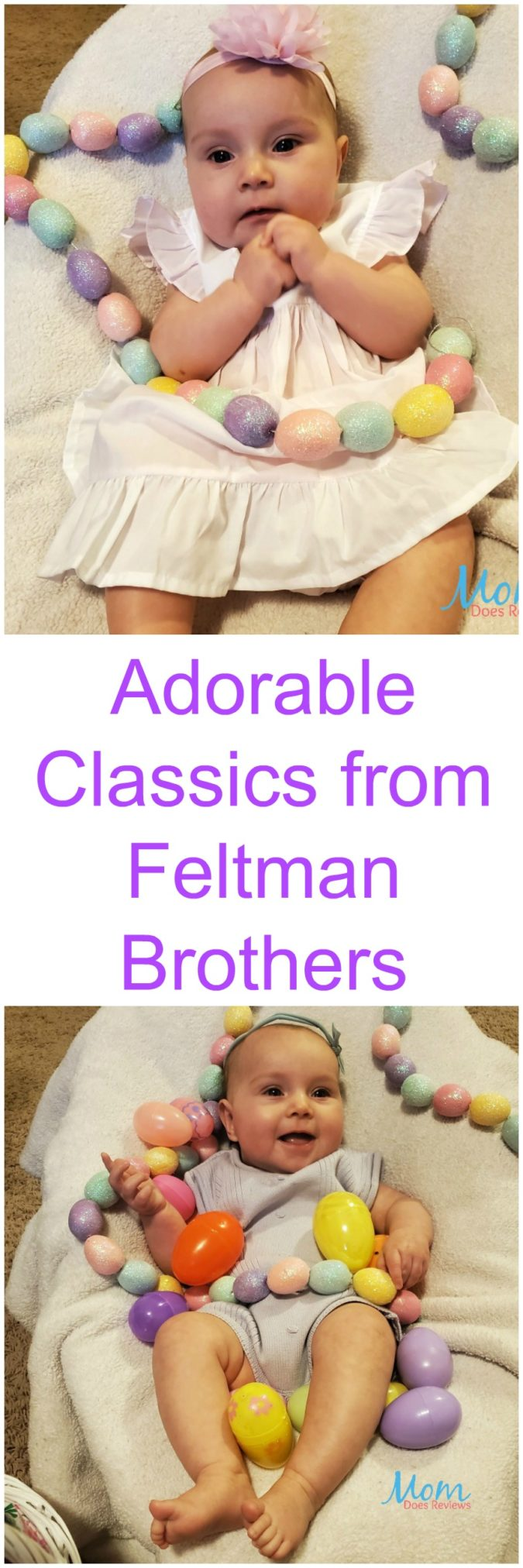 Adorable Classics from Feltman Brothers