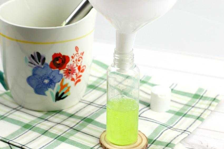 Moisturizing Hand Sanitizer Gel