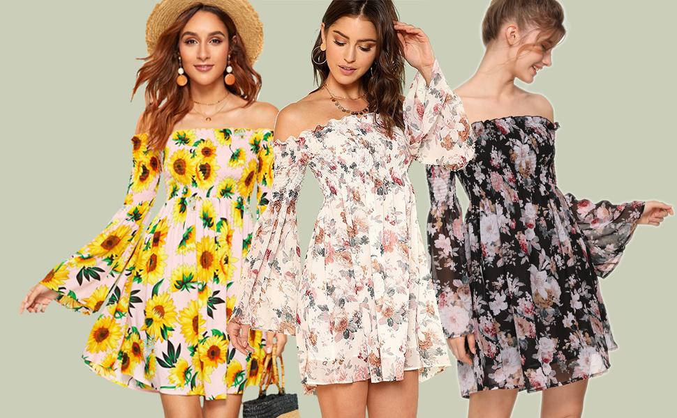 Affordable Dresses for Spring